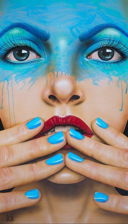 Pin By Candace Rasmussen On Mix S1 Pop Art Big Eyes Art Pop Illustration
