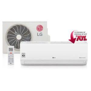 Ar Condicionado Split Hi Wall Lg Dual Inverter 9000 Btus Quente