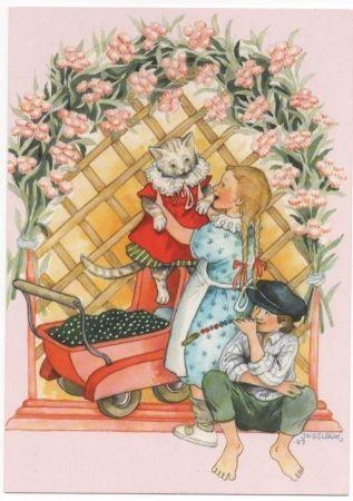 Inge Look Lapset Ja Kissa Ostettavissa Hintaan 1 50 Paikkakunnalla Eura Osta Heti Tasta Character Zelda Characters Anime