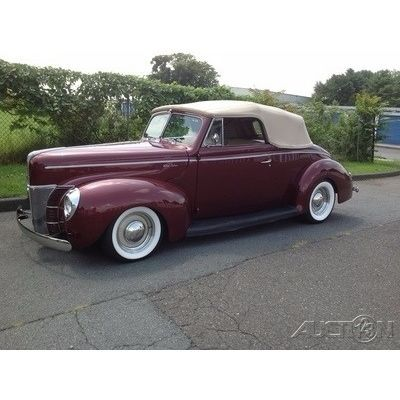 1940 Ford Deluxe For Sale In Vero Beach Florida 32962 On Ebid