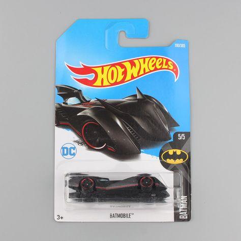 >> Click to Buy << Hotwheels model bat mobile diecast auto Mini metal batmobile cars super model of car hot wheels collection gift for Children boy #Affiliate