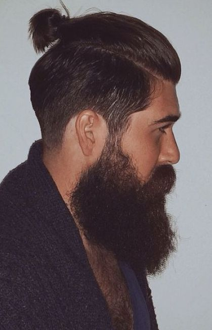 22++ Mens hairstyles short ponytail ideas