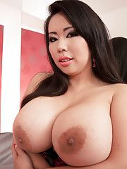 Asian Women With Big Boobs