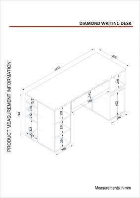 Masse Des Schreibtisches B H T 145cm 74cm 60cm Das Produkt Hat 1x Schubladen Farbe Weiss Stil Modern Produktdetails Hochwer Schreibtisch Schubladen Tisch
