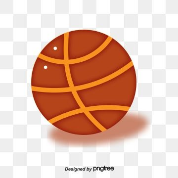 Red Basketball Basketball Vector Basketball Clipart Red Png And Vector With Transparent Background For Free Download Clip Art Basketball Clipart Free Graphic Design