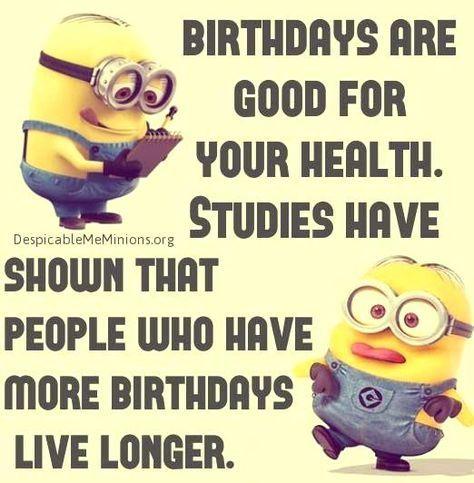Funny Minion Happy Birthday Quotes Quotes Drinkquote Com