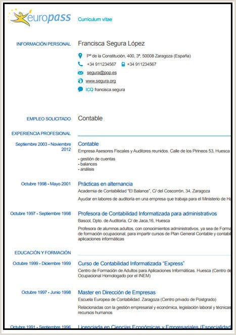 Curriculum Vitae Para Rellenar Descargar Gratis Curriculum Vitae Curriculum Vitae Examples Curriculum