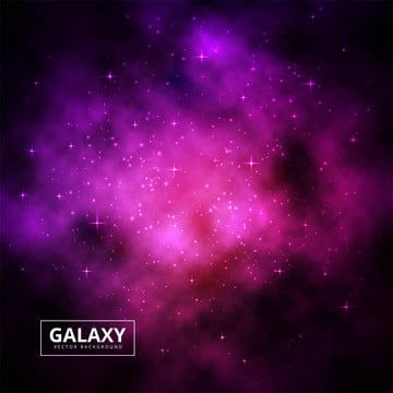 A Realistic Starry Sky With A Colorful Glowing Galaxy Background Galaxy Clipart Abstract Background Png And Vector With Transparent Background For Free Downl In 2021 Galaxy Background Cool Colorful Backgrounds Star Background