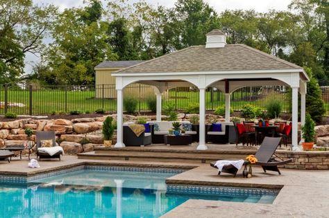 Learn the 5 Ways to Use a Backyard Pavilion