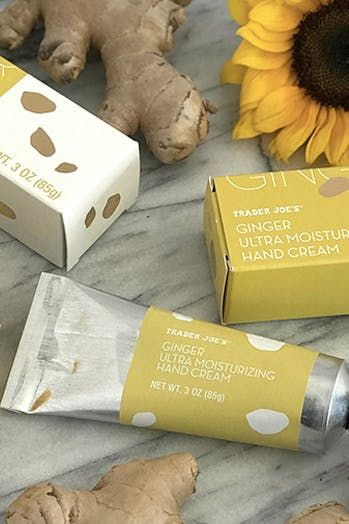 Trader Joe's Ginger Ultra Moisturizing Hand Cream