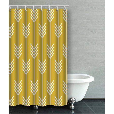 Pin On Mustard Bathroom