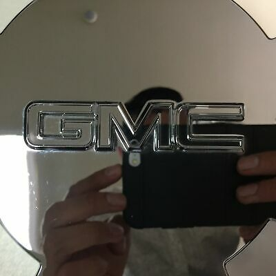Advertisement Ebay Single Oem Chrome Center Cap For 2015 2019 Gmc