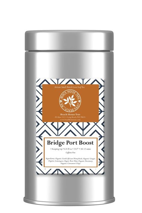 Bridge Port Boost - 2 oz tin