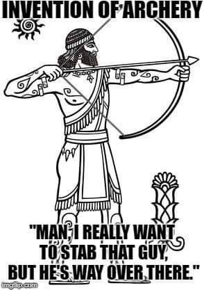 Archery Memes Seriously Funny Funny