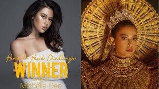 Hello Everyone Hi Katalkies As Per Powerhouseph The Head To Head Challenge Winner For Group 17 Is Michelle Dee Congratulations Miss World Michelle Winner