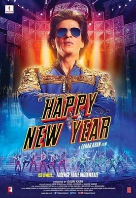 Happy New Year Poster Id 1521685 Happy New Year Movie New Year Movie Happy New Year Bollywood