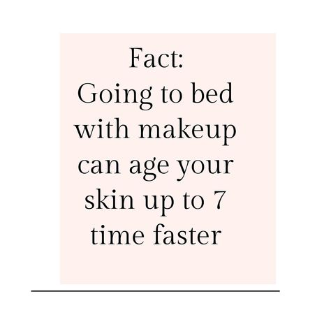 """There's a meme on Pintrest that says """"Going to bed with makeup can age your skin up to 7 times faster"""". I honestly don't know if 7 is the magical number BUT I do know that n… Body Shop At Home, The Body Shop, Love Your Skin, Good Skin, Skins Quotes, Makeup Mistakes, All Natural Skin Care, Spa, Face Skin Care"""