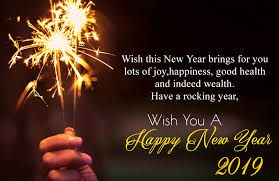 Image Result For Happy New Year 2019 Quotes New Year Wishes Messages Happy New Year Quotes Best New Year Wishes