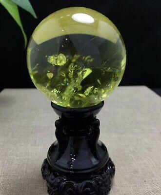 40~70mm Natural Amethyst Quartz Stone Sphere Crystal Ball Healing Gemstone