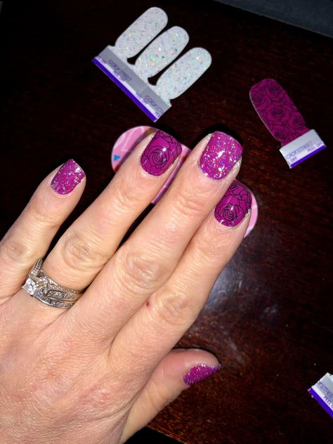 Get Nails, How To Do Nails, Hair And Nails, Gorgeous Nails, Pretty Nails, Manicure And Pedicure, Pedicures, Color Street Nails, Nail Wraps