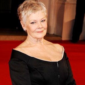Phenomenal Judi Dench Celebrated Her 81St Birthday By Getting Her First Short Hairstyles For Black Women Fulllsitofus