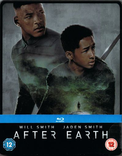 After Earth 2013 Blu Ray Collection Movie Posters Will Smith