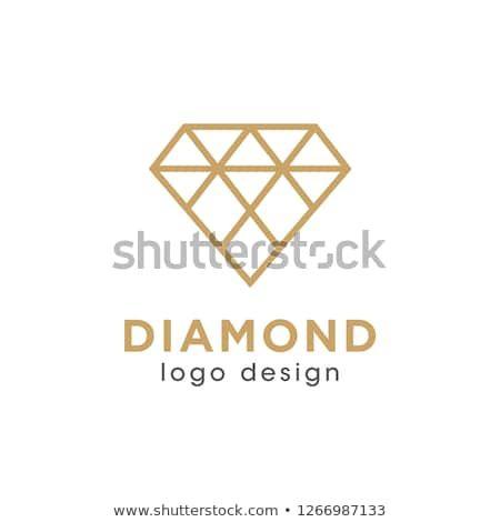 تصميم شعار الماس Logo Design Diamond Logo Design