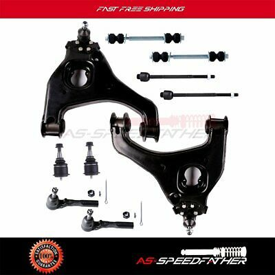 Ad Ebay 10x Front Upper Ball Joints Lower Control Arms Sway Bars Kit For Silverado 1500 In 2020 Control Arms Silverado 1500 Silverado