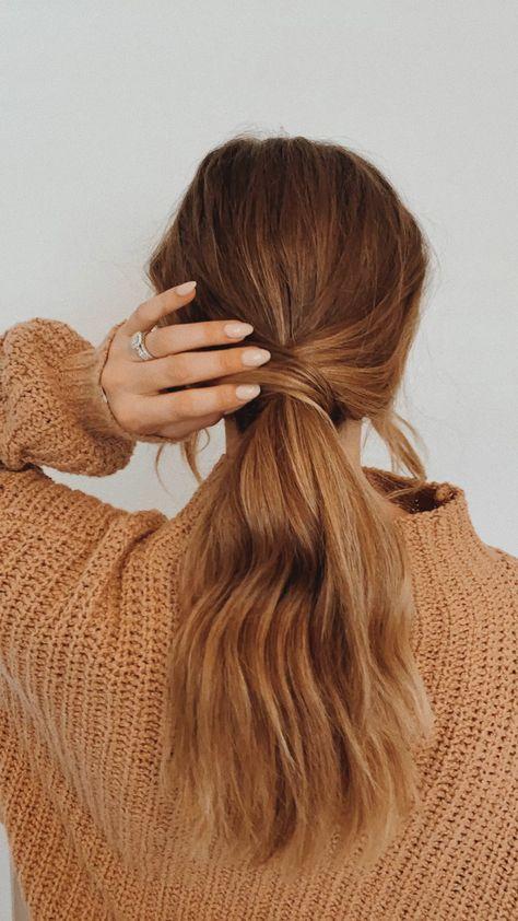 Pencil braid tutorial