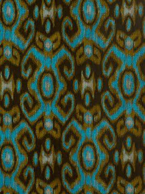 Ikat rug - gorgeous colors
