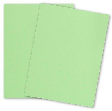 Basis Colors 12 X 18 Cardstock Paper Light Lime 80lb Cover 100 Pk In 2020 Paper Light Cardstock Paper Card Stock