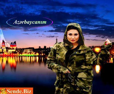 Wap Sende Biz Sebnem Tovuzlu Azerbaycanim