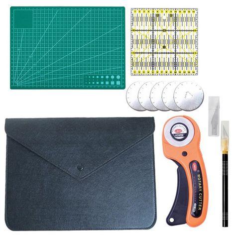 Multicolor EK Tools 54-00100 Rotary Circle Cutter 2 Pack