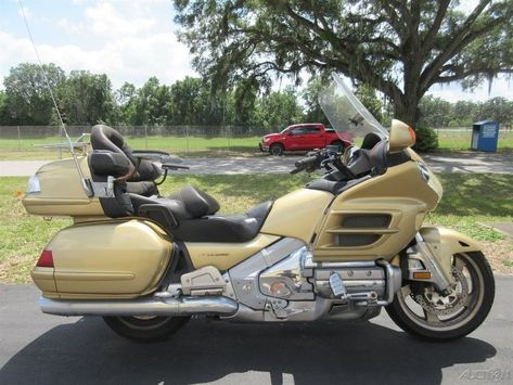 Superior Honda Gold Wing 2006 Honda Gold Wing READY TO GO SIGN AND DRIVE TODAY!!  GL1800 GREAT RUNNING (eBay Link)