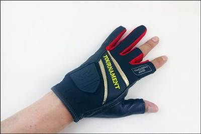 Anti-slip Skid Proof Gloves Three Finger Cut Design Outdoor Fishing Equipment Fishing Gloves