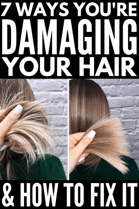 How to Repair Damaged Hair: 6 Tips and Products to Try