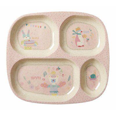 Harriet Bee Alta Kids 10 Pink Dinner Plate In 2020 Pink Dinner Plates Kids Plates Kids Plates Set
