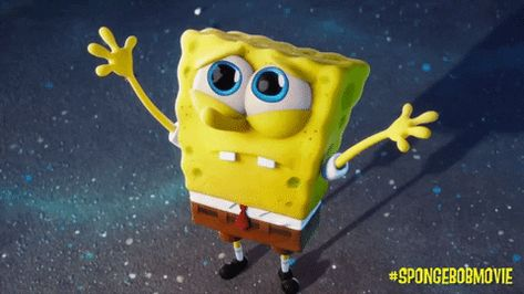 Spongebob Movie GIF by The SpongeBob Movie: Sponge On The Run - Find & Share on GIPHY
