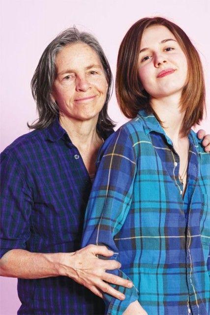 Lesbian Age Gap Couple