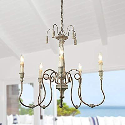 French Country Kitchen Light Fixtures Chandelier Lighting