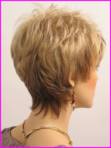 Edgy Short Hairstyles For Women Over 50 In 2020 Short Shag Hairstyles Short Thin Hair Short Hair Styles