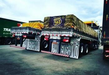 Presumir O Necesitar Por Que Los Camioneros Brasilenos Levantan La Parte Trasera De Un Automovil Camiones Todoterreno Camionero