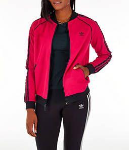 Adidas Women Originals SST Track Jacket