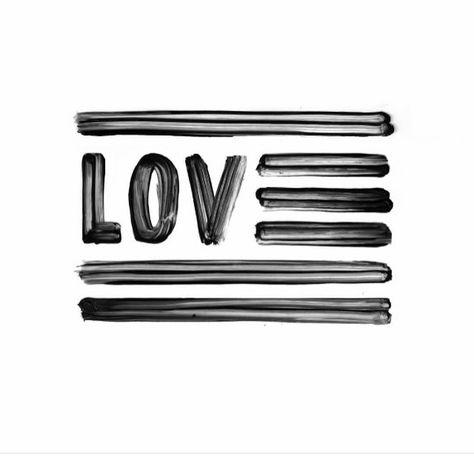 Just love. #saltandpeppersupply #letloverule