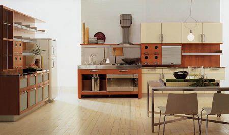 Mobili per cucina: Cucina Latina da Boffi - kitchens | montecito ...