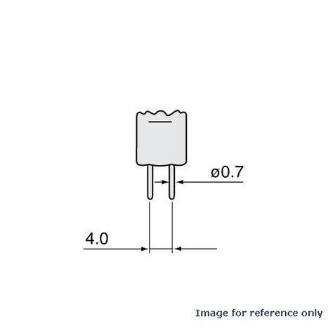 Osram Sylvania 64258 Hlx 20w 12v G4 Bipin Halogen Light Bulb