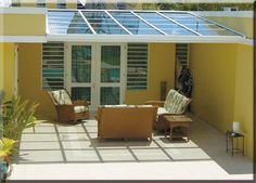 Lovely solar Panel Sunroom