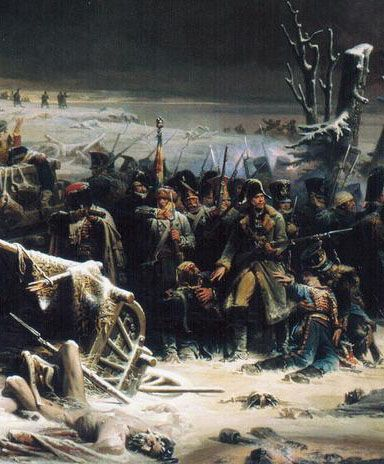 Napoleons Russian Campaign Defeat