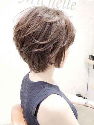 40代 50代 60代ヘアスタイル ショート 60代 ヘアスタイル ヘアスタイル 髪型