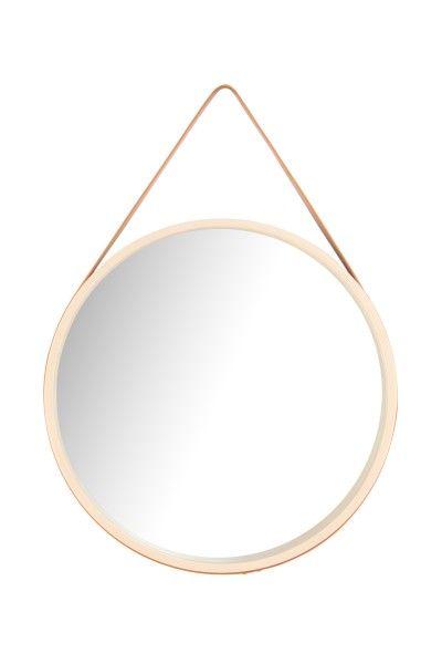 Wandspiegel Ultima 110 Creme Braun Spiegel Wandspiegel Und